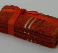 """Салфетки махровые """"KARNA"""" BALE (30x50) см 1/3"""
