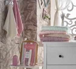 """Кухонные полотенца """"KARNA"""" ESRA 40x60 1/6"""